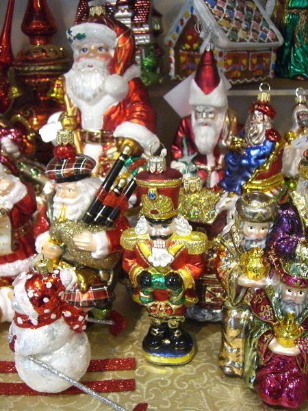 Weihnachten bei m nchner puppenstuben einkaufen in m nchen for Ausgefallene weihnachtskugeln
